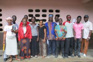 The Water Project: Mahera, SLMB Primary School -  School Staff