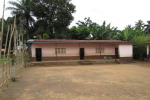 The Water Project: Mahera, SLMB Primary School -  School Building