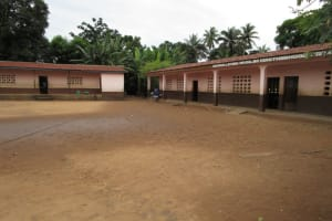 The Water Project: Mahera, SLMB Primary School -  School Compound
