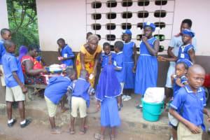 The Water Project: Mahera, SLMB Primary School -  Students