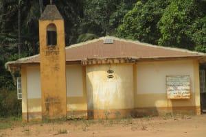The Water Project: Lokomasama, Bompa, DEC Bompa Primary School -  Mosque