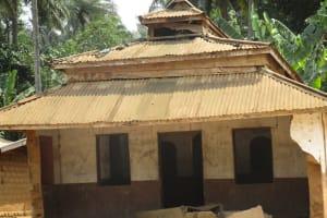 The Water Project: Lokomasama, Bompa, DEC Bompa Primary School -  Old Community Mosque