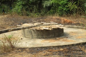 The Water Project: Lokomasama, Bompa, DEC Bompa Primary School -  Proposed Rehab Well