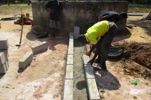 The Water Project: Lungi, Tonkoya Village -  Drainage