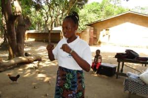 The Water Project: Lungi, Tonkoya Village -  Hygiene Facilitator
