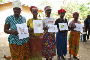 The Water Project: Lungi, Tonkoya Village -  Teaching Materials