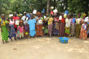 The Water Project: Lungi, Tonkoya Village -  Training Participants