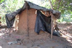The Water Project: Lungi, Yaliba Village -  Latrine
