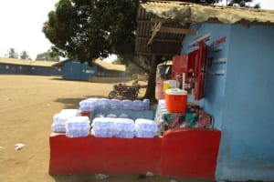 The Water Project: Lungi, Tintafor, St. Lucia Well -  Small Business