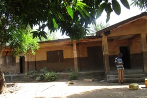 The Water Project: Lungi, Komkanda Memorial Secondary School -  School Building