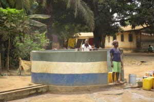 The Water Project: Lungi, 25 Maylie Lane -  Alternate Water Source