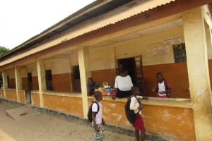 The Water Project: Lungi, 25 Maylie Lane -  Community School Building