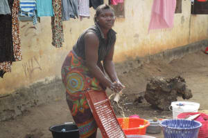 The Water Project: Lungi, 25 Maylie Lane -  Laundry