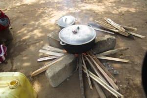 The Water Project: Lungi, 25 Maylie Lane -  Outside Kitchen
