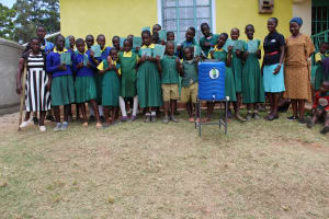 The Water Project: Koitabut Primary School -  Group Picture