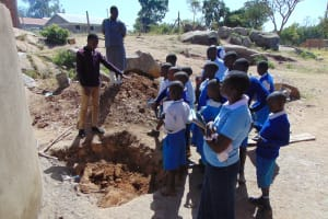 The Water Project: Lwakhupa Primary School -  Tank Care Training
