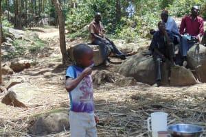 The Water Project: Imbinga Community, Arunga Spring -  Dental Hygiene Training