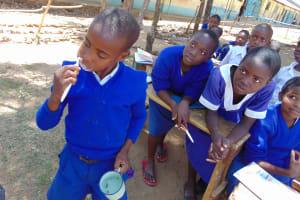 The Water Project: Musango Primary School -  Dental Hygiene Training