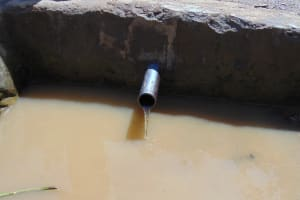 The Water Project: Lwanga Itulubini Primary School -  Current Water Source