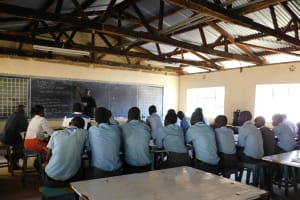The Water Project: Koitabut Secondary School -  Training
