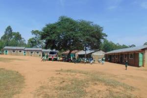 The Water Project: Lwanga Itulubini Primary School -  School Grounds