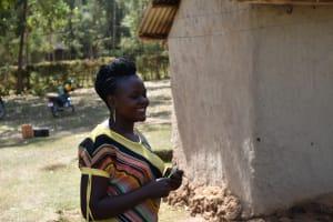 The Water Project: Emukoyani Community, Ombalasi Spring -  Trainer Adelide