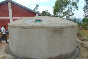 The Water Project: Lwakhupa Mixed Secondary School -  Huge Progress