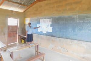 The Water Project: Ichinga Muslim Primary School -  Training