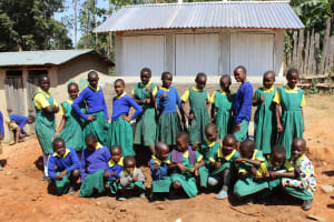 The Water Project: Koitabut Primary School -  New Latrines