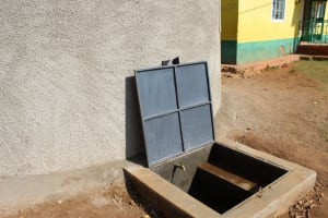 The Water Project: Koitabut Primary School -  Flowing Water