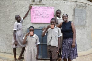 The Water Project: Ichinga Muslim Primary School -  Thank You For Water