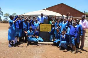 The Water Project: Sango Primary School -  Dedication