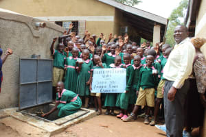 The Water Project:  Thank You For Water