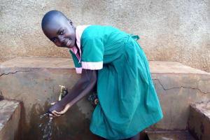 The Water Project: Womulalu Primary School -  Joan Mwenesi