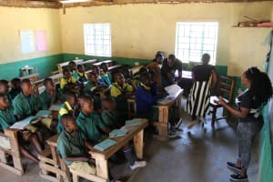 The Water Project: Koitabut Primary School -  Training