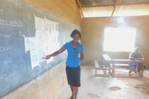 The Water Project: Ichinga Muslim Primary School -  Trainer Lynah