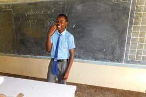 The Water Project: Koitabut Secondary School -  Dental Hygiene Training