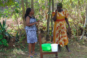 The Water Project: Ibinzo Community, Lucia Spring -  Dental Hygiene Training