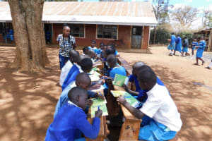 The Water Project: Sango Primary School -  Group Discussions