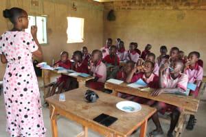 The Water Project: Ivumbu Primary School -  Dental Hygiene Training