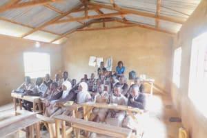 The Water Project: Ichinga Muslim Primary School -  Dental Hygiene Training