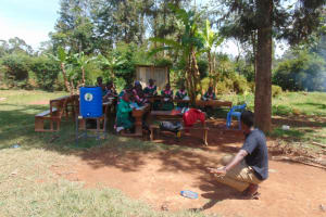 The Water Project:  Discussing Solar Disinfection