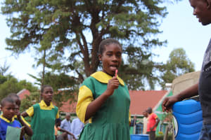 The Water Project: Koitabut Primary School -  Dental Hygiene Training