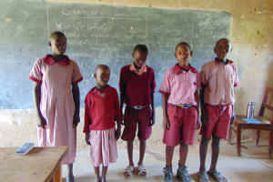 The Water Project: Ivumbu Primary School -  Elected Ctc Club Officials