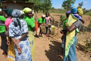 The Water Project: Ndithi Community -  Handwashing Demonstration
