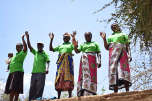 The Water Project: Ndithi Community -  Hi