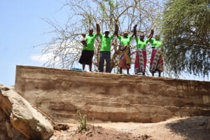 The Water Project: Ndithi Community -  Hurray