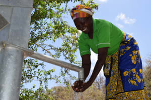 The Water Project: Ndithi Community -  Water
