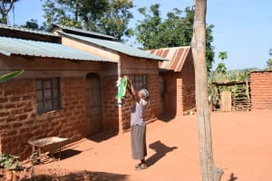 The Water Project: Kasekini Community -  Clothesline