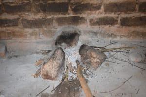 The Water Project: Kasekini Community -  Kitchen Fireplace